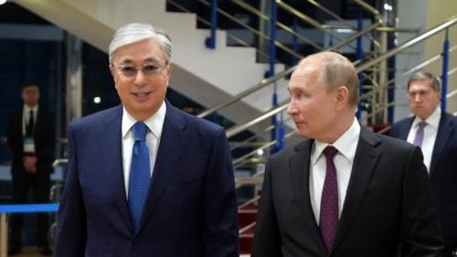 Photo of Токаев и Путин встретятся онлайн