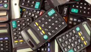 Калькуляторы необходимы везде