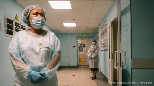 Photo of 31 человек умер от коронавируса и пневмонии за сутки в Казахстане