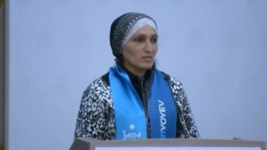 Photo of «Я жила в страхе»: женщина, которую эвакуировали из Афганистана с пятью детьми, выступила перед президентом