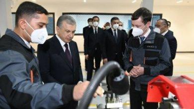 Photo of Президент посетил инновационный технопарк в студенческом городке