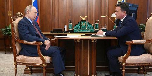 Photo of Путин сообщил о выделении Подмосковью 10 млрд рублей на строительство развязок