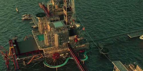 Photo of В Саудовской Аравии построят парк развлечений на нефтяной вышке
