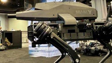 Photo of В США представили автономного робопса-снайпера