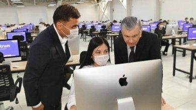 Photo of В Ташкентской области Шавкат Мирзиёев посетил IT-академию