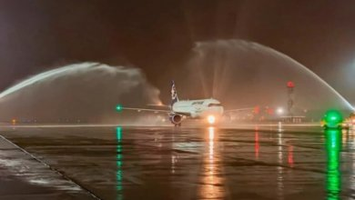 Photo of В Узбекистане частная авиакомпания запустила рейсы из Ташкента в Москву