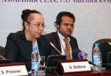 Photo of Заместитель советника президента избрана членом набсовета АО «Национальные электрические сети Узбекистана»